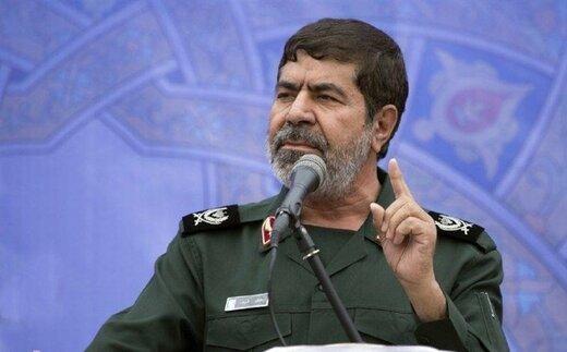 سخنگوی سپاه: توجهی به جریانسازی رسانهای دشمن  نداریم