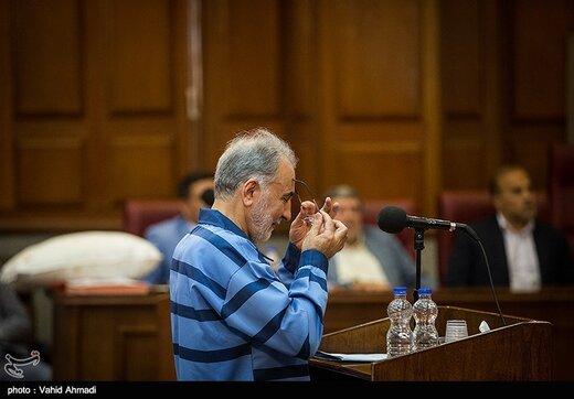 روزنامه خبرجنوب: نجفی به 6سال حبس محکوم شد