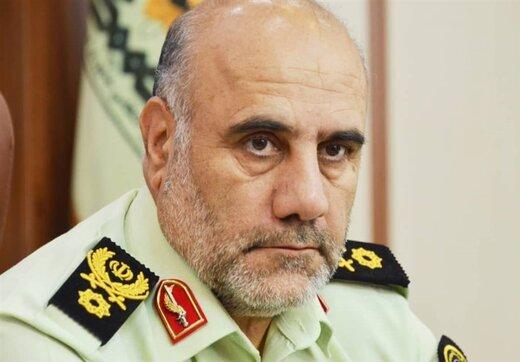 فرمانده انتظامی پایتخت: حدود ۲۷ درصد بازداشتشدگان آشوبهای اخیر از فرقههای نفاق مخصوصاً سلطنتطلبان بودند