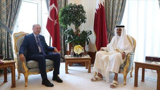 ترکیه و قطر هفت توافقنامه امضا کردند