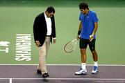 ستاره ایرانی سرداور مسابقات بزرگ تنیس جهان