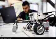 تصاویر | مسابقات بین المللی رباتیک دانش آموزی در کیش