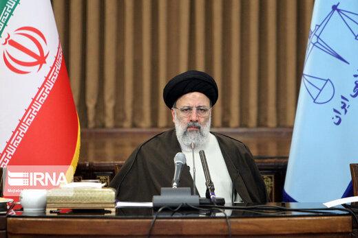 دیدار اعضای فراکسیون نمایندگان ولایی مجلس با رئیس قوه قضاییه