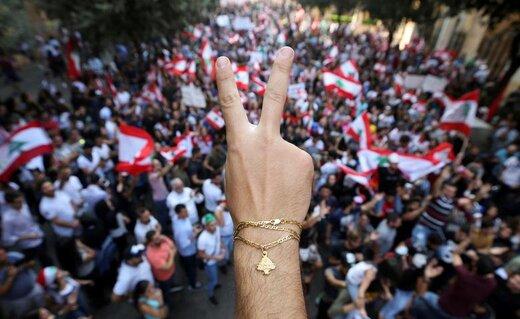 لبنانی ها برای انقلابی تازه متحد شده اند