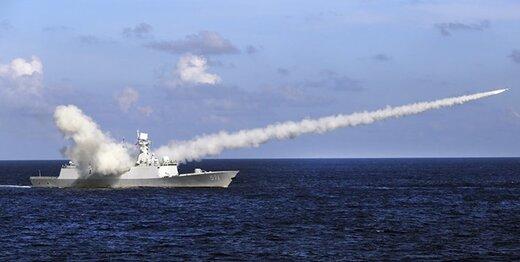 آمریکا توان شکست چین در نبرد دریایی را ندارد