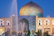 همه چیز درباره مرمت گنبد مسجد شیخ لطفالله/خطابخش: تغییر رنگ در کاشیها نداریم