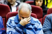 تصاویر | محمدعلی نجفی در دادگاه رسیدگی به پرونده قتل میترا استاد