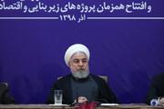 روایت روحانی از گفتگویش با رهبری درباره مصوبه افزایش قیمت بنزین