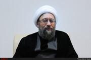آملی لاریجانی: آتش زدن بانک ها که انتقاد نیست /غربیها میخواستند بر موج اعتراضات مردمی سوار شده و براندازی کنند
