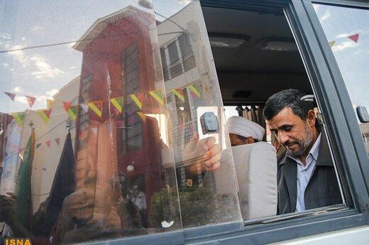 درخواست چهره نزدیک به قالیباف از شورای نگهبان برای ردصلاحیت احمدینژاد/کسی که با اصل نظام زاویه دارد نباید به قدرت برسد