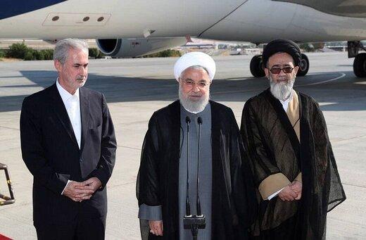 روحانی: برای دیدار و گفتگو با مردم زلزلهزده به آذربایجان آمدهام/ بررسی روند کمکرسانی به زلزلهزدگان با حضور رئیسجمهور
