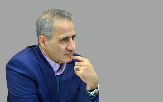 حمید حسینی: همتی باید کفش آهنی بپوشد و پولهای ما را  از عراق بگیرد