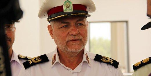 توضیحات رئیس پلیس راهور درباره تأثیرگذاری سهمیهبندی بنزین در حوادث ترافیکی