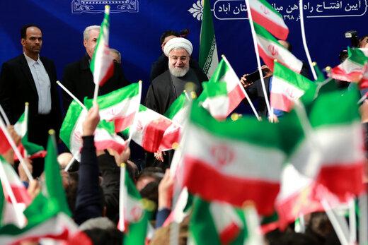 روحانی: در دفاع از نظام همه کنار هم هستیم