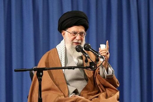 فیلم | توصیف آیت الله خامنهای از یک توطئه عمیق بسیار خطرناک که توسط ملت خنثی شد