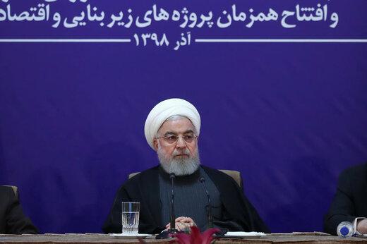فیلم | روحانی: دشمن فکر میکرد ماهها جنگ داخلی و کشتار طول میکشد!