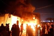 هشدار ارتش عراق به مقتدی صدر: نیروهایت را از آشوبگران جدا کن