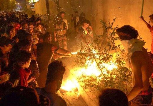 حمله به اماکن دیپلماتیک در عراق، انتقام جویی ریاض از تهران است؟