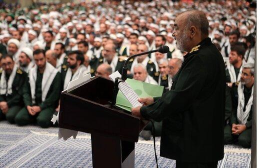 کنایه فرمانده کل سپاه به طرح گفتگوی تمدن های دولت اصلاحات/بدیلهای میرزاملکم خان تلاش کردند غائله اخیر را تقویت کنند