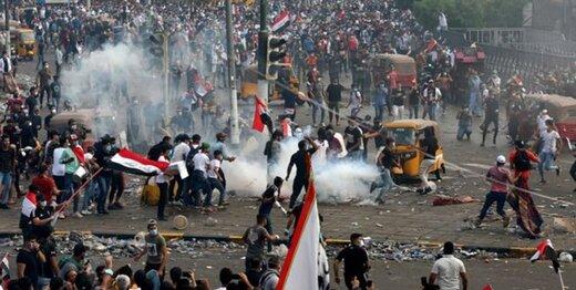 روایت نماینده الفتح از هزینه هنگفت آمریکا و کشورهای عربی برای انحراف اعتراضات در عراق