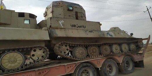 عراق برای حفاظت از مراقد شریف «نجف» تجهیزات نظامی ارسال کرد