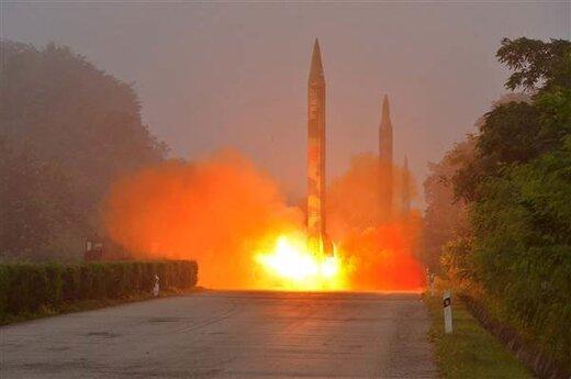 کره جنوبی و ژاپن پرتاب موشکی تازه کره شمالی را تایید کردند