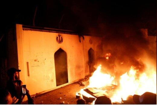 پشت صحنه حمله به کنسولگری ایران در نجف چه بود؟