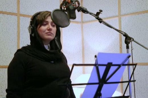 فیلم | بپر بپرهای باران کوثری وقت صداپیشگی در نماینده ایران در اسکار!