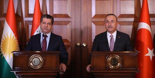 ترکیه: ناتو نگرانیهای ما را باید برطرف کند