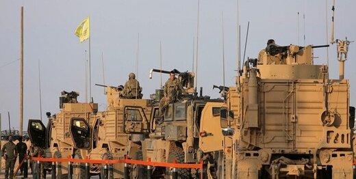 آمریکا نیرو و تجهیزات به سوریه اعزام کرد