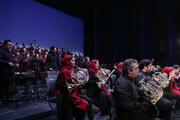 همکاری مشترک ارکستر سمفونیک تهران و ارکستر جوانان اروپا برای پخش از تلویزیون ایتالیا
