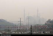 آلودگی هوا ,آلودگی هوای تهران
