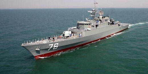 این شناور پیشرفته، نیروی دریایی ایران را در بین ارتشهای مدرن جهان جای میدهد +تصاویر و ویژگیها