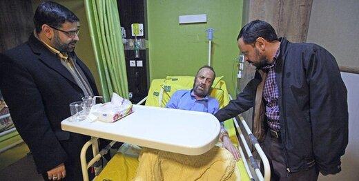 چهارمین روز بستری مداح مشهور در بیمارستان