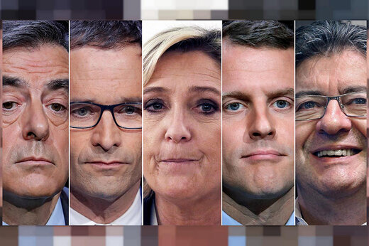فیلم   یک کلیپ دیدنی درباره شرایط نامزد شدن در انتخابات  کشورهای غربی