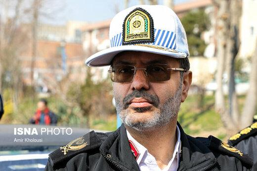 تا اطلاع ثانوی ورود و تردد کامیونها در تهران ممنوع است