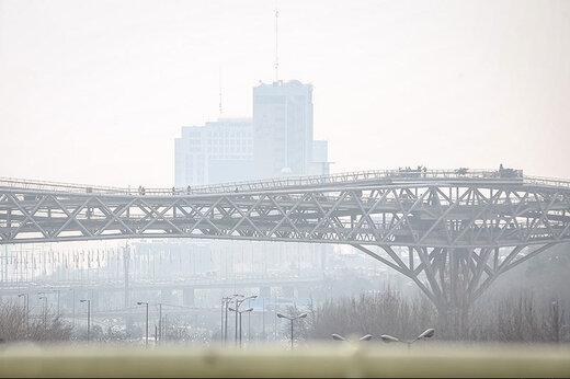 فیلم | جزئیات وضعیت آلودگی هوا تا دوشنبه از زبان اصغری
