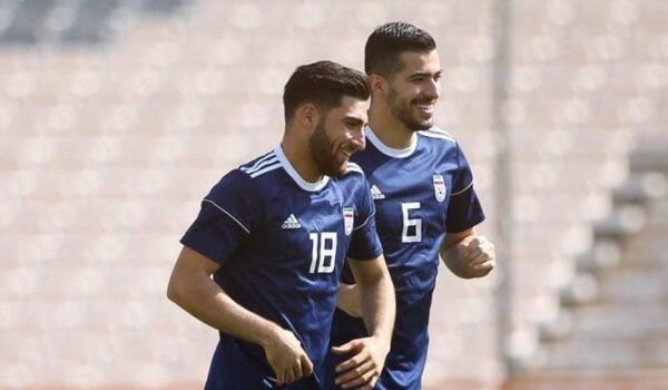 تیم ملی با کمترین تغییر در بحرین