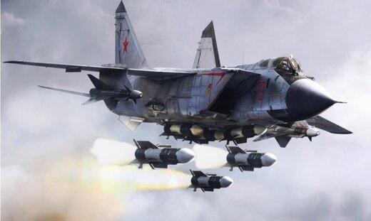 ماجرای شکار میگ ۲۵ در آسمان ایران