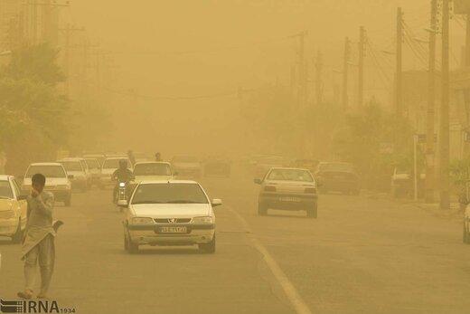 این استانها از دوشنبه بارانی میشوند/ ادامه غلظت آلایندگی هوای شهرهای بزرگ تا دو روز آینده
