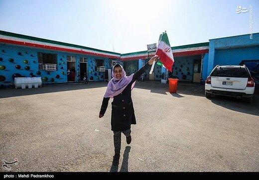 شادی کودکانه در ونیز محروم خوزستان