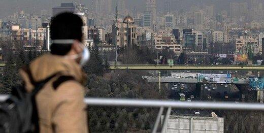 آلودگی هوا ۱۲ هزار نفر را راهی مراکز درمانی کرد