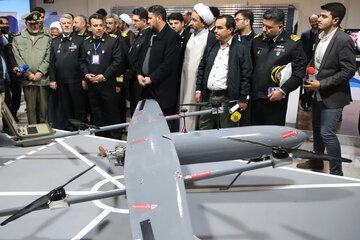 نمایشگاه دستاوردهای دفاعی نیروی دریایی ارتش جمهوری اسلامی