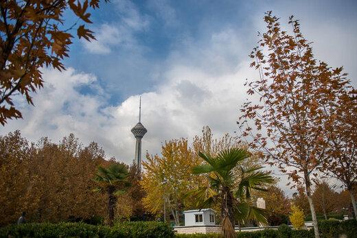 باد آمد اما تهران همچنان ناسالم برای گروههای حساس