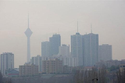 دولت در بدترین شرایط آلودگی هوا هم حاضر به تعطیلی ادارات و بخش عمومی نیست