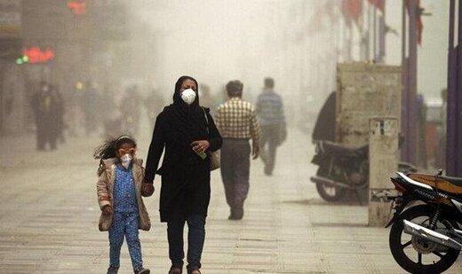 آلودگی هوای البرز ۷۷۲ نفر را روانه اورژانس کرد