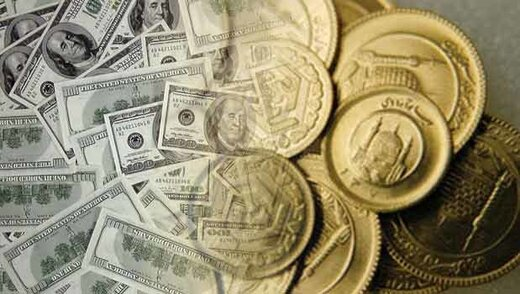 قیمت طلای ۱۸ عیار، سکه، طلا و یورو امروز دوشنبه ۲۰ مرداد