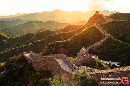 ۶ حقیقت جالب و شگفت انگیز در مورد دیوار چین!