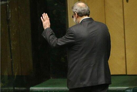 تحلیل روزنامه اعتماد از خداحافظی لاریجانی با انتخابات مجلس