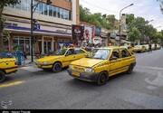یک عضو شورای شهر: افزایش کرایههای تاکسی تا پایان سال بعید است